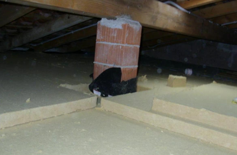 Posa isolante termico sottotetto in pannelli rigidi - Pannelli decorativi fai da te ...