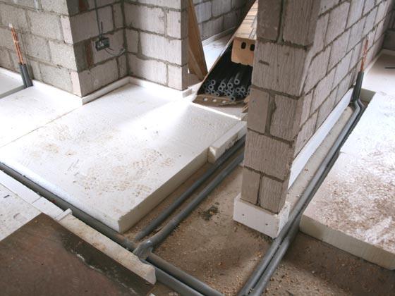 Isolamento termico garage o primo solaio intradosso