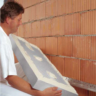 Cappotto in calcio silicato pannelli termoisolanti - Cappotto interno casa ...