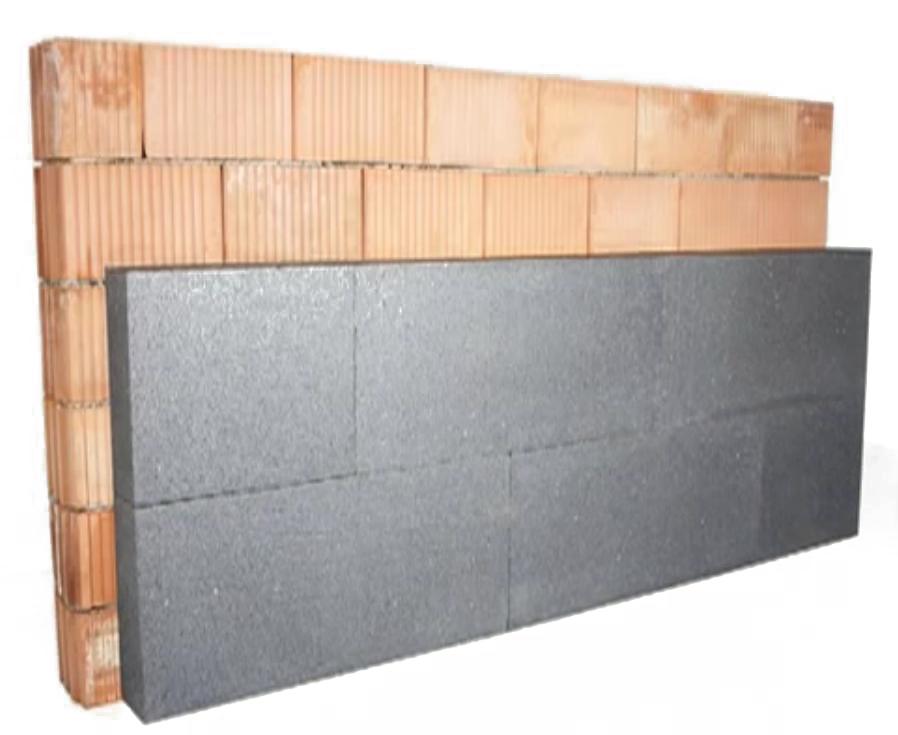 Posa cappotto termico esterno for Dimensioni finestre velux nuova costruzione