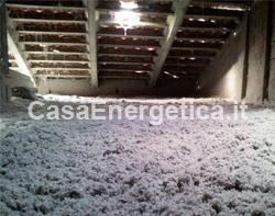 La fibra di cellulosa descrizione propriet applicazioni - Isolamento termico sottotetto ...