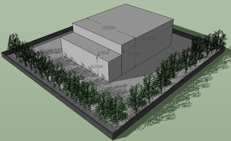 Piano casa lombardia sostituzione di edificio industriale for Esempio di pianta del piano casa