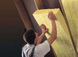 Posa interna isolante termico copertura inclinata - Materiale isolante termico ...