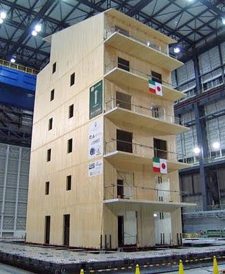 Condomini in legno di 9 piani a milano for Piani di fattoria ad alta efficienza energetica