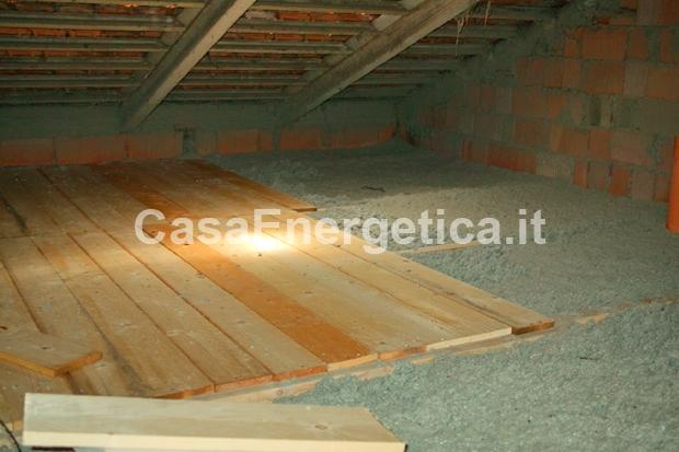 Isolamento con fibra di cellulosa - Coibentare casa dall interno ...